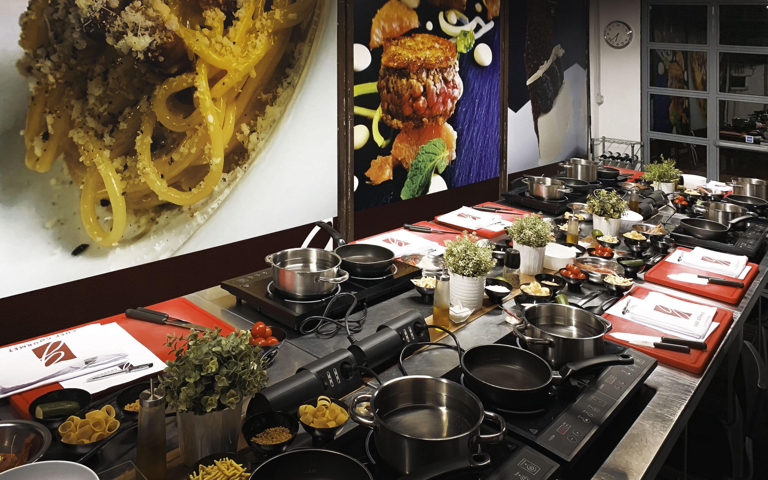 Scuola Di Cucina Officine Farneto
